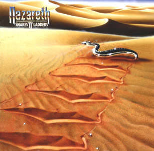 NAZARETH  -  Snakes'N'Ladders   (1989)