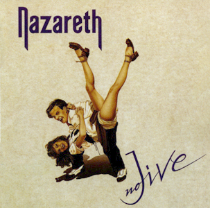 NAZARETH - NO JIVE!    (1992)
