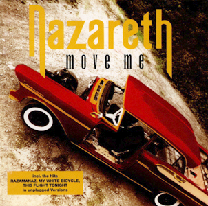 NAZARETH - MOVE ME   (1994)