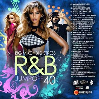 Big Mike & Big Stress - R&B Jumpoff 40-2008