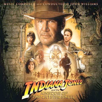 OST - Indiana Jones And The Kingdom Of The Crystal Skull (2008)
