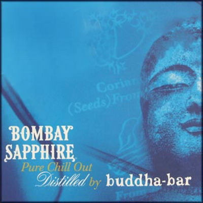 VA - Buddha Bar: Bombay Sapphire (Promo) 2008