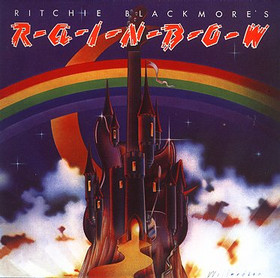 RAINBOW - Ritchie Blackmore's Rainbow  (1975)