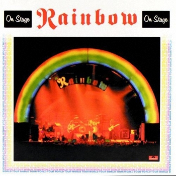 RAINBOW - Rainbow On Stage   (1977)