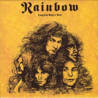 RAINBOW - Long Live Rock 'n' Roll   (1978)