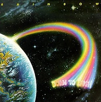 RAINBOW - Down To Earth  (1979)