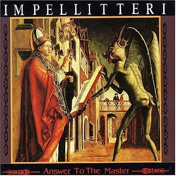 Impellitteri - Answer to the Master  (1994)