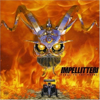 Impellitteri - Pedal To The Metal (2005)