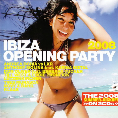 VA-Ibiza Opening Party 2008 (2CD)2008