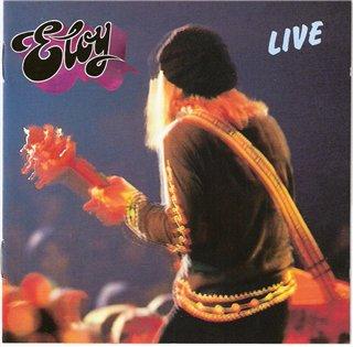 Eloy - Eloy-Live    (1978)
