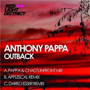 Anthony Pappa - Outback (2008)
