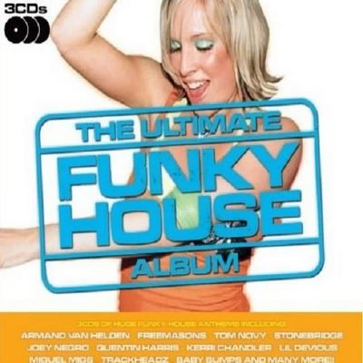 VA-The Ultimate Funky House Album - 3CD (2008)