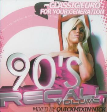 VA - 90s Recall vol 1 (2008)