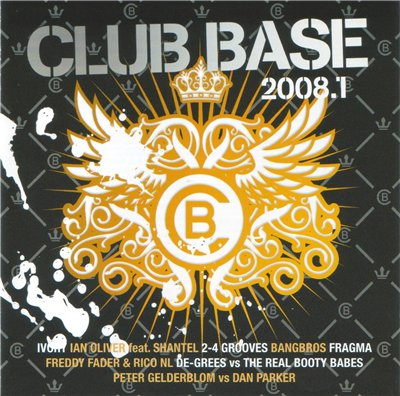 VA-Club Base 2008.1 (2CD) 2008