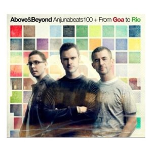 VA - Anjunabeats 100 (Mixed By Above & Beyond) (2CD)