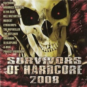 VA-Survivors Of Hardcore (2008)