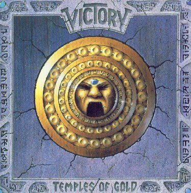 Victory - Temples Of Gold  (1990)