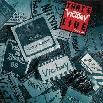 Victory - That's Live  (1988)