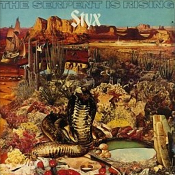 Styx - The Serpent Is Rising  (1974)