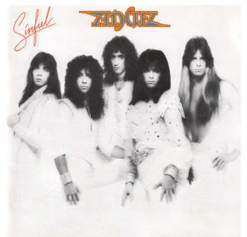 Angel - Sinful    (1979)