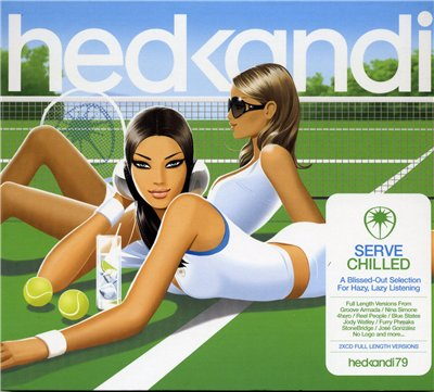Hed Kandi - Serve Chilled (2008)