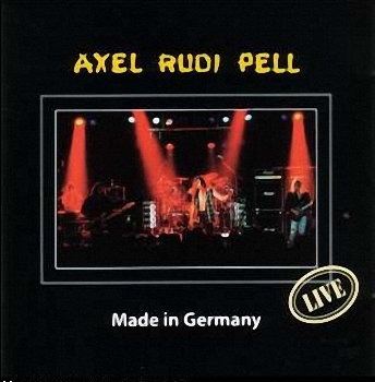 Axel Rudi Pell - Made In Germany (live)  (1995)