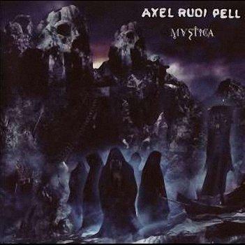 Axel Rudi Pell - Mystica   (2008)