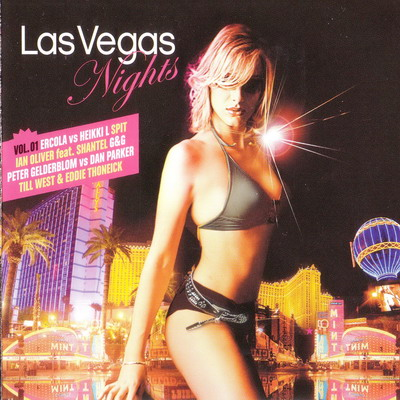VA-Las Vegas Nights Vol. 1 [2CD] 2008