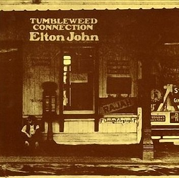 Elton John - Tumbleweed Connection (1970)
