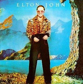 Elton John- Caribou  (1974)