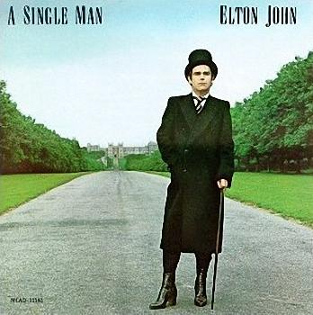 Elton John - A Single Man  (1978)