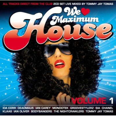 VA-We Love Maximum House Vol.1 (2008)