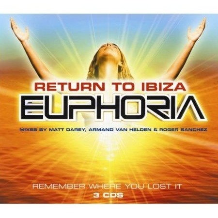 VA-Ministry of Sound: Euphoria - Return to Ibiza (2007)