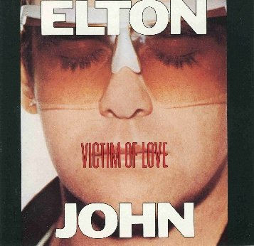 Elton John - Victim Of Love   (1979)