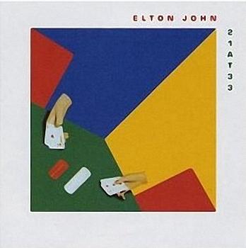 Elton John - 21 At 33   (1979)