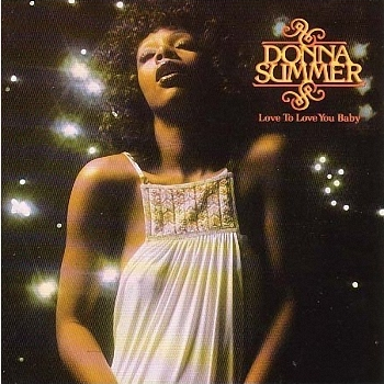 Donna Summer - Love To Love You Baby  (1975)