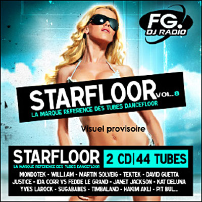 Starfloor Vol 8 (2008)