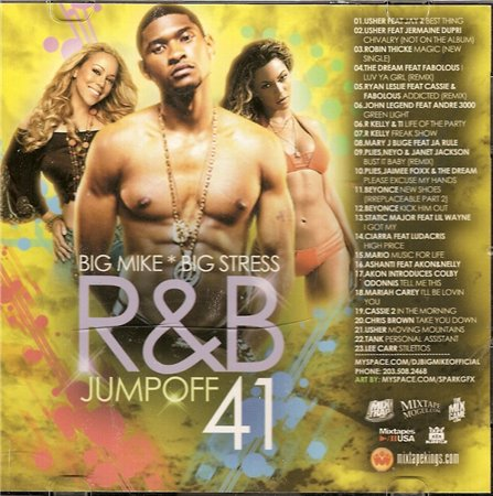 Big Mike And Big Stress-Rnb Jumpoff 41 (2008)