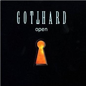 Gotthard - Open   (1998)
