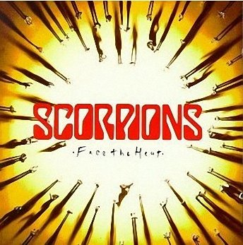 Scorpions - Face The Heat  (1993)