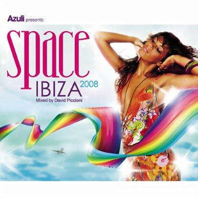 VA-Azuli Presents Space Ibiza 2008 (Mixed By David Piccioni) 2008