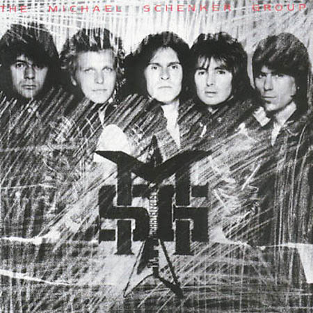 The Michael Schenker Group - MSG   (1981)