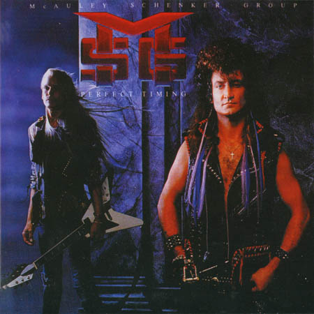 McAuley Schenker Group - Perfect Timing  (1987)