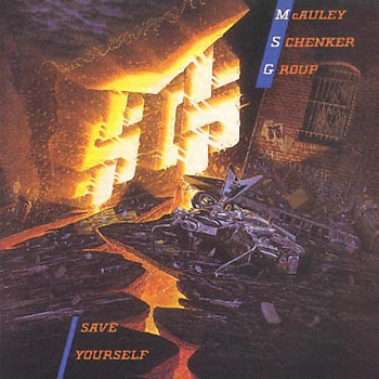 McAuley Schenker Group - Save Yourself  (1989)