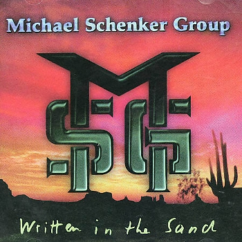 Michael Schenker Group - Written In The Sand  (1996)