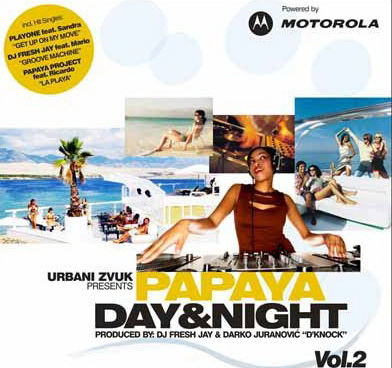 Papaya Day & Night Vol.4 (2008)