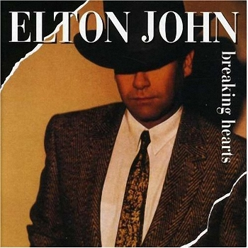 Elton John - Breaking Hearts  (1984)