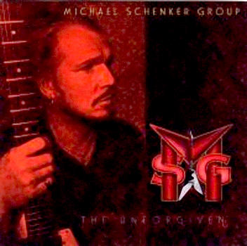 Michael Schenker Group - The Unforgiven  (1999)