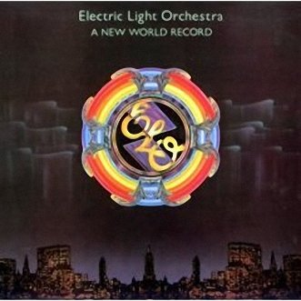 Electric Light Orchestra -  A New World Record  (1976)