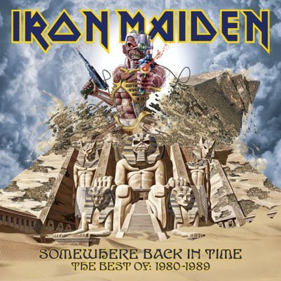 Iron Maiden - Somewhere Back In Time (2008)